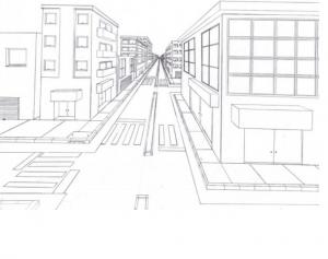 perspektif çizim perspektif oda çizimi perspektif çizim dersleri