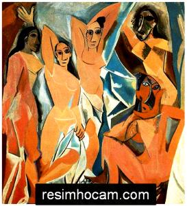 kübizm nedir kübizm ressamları