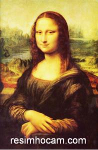 Leonarda da Vinci ve Mona Lisa