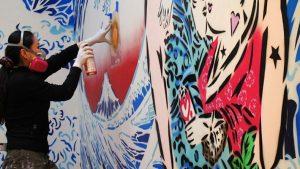 graffiti nedir