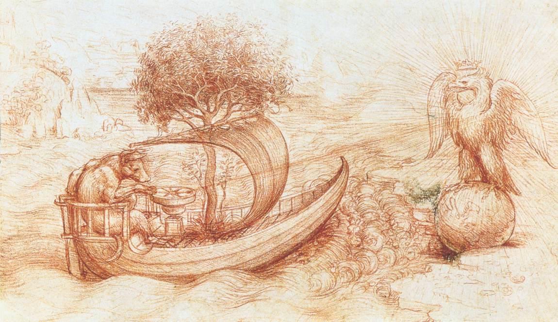 Leonardo_da_Vinci_Allegory_with_wolf_and_eagle