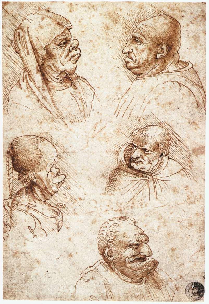 Leonardo_da_Vinci_Five_caricature_heads
