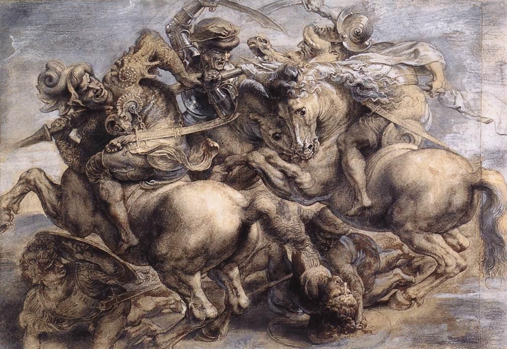 Leonardo_da_Vinci_The_Battle_of_Anghiari_Rubens_detail1__[copy]
