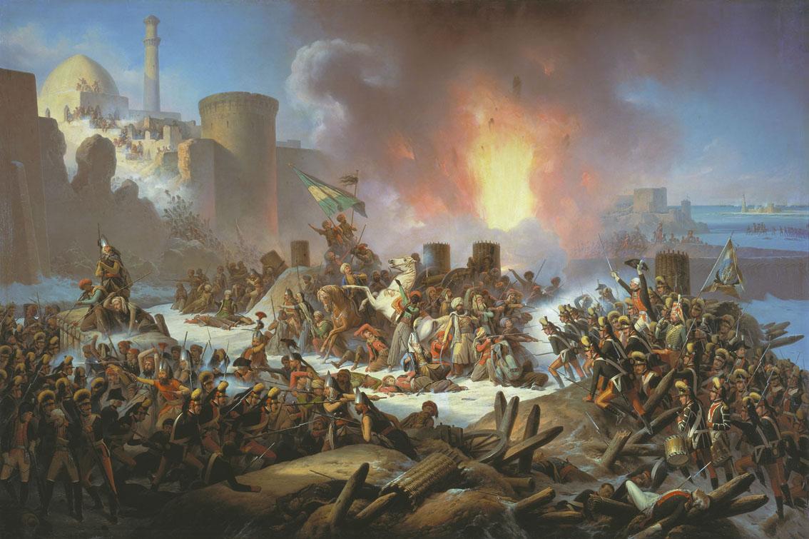 Ochakiv Siege
