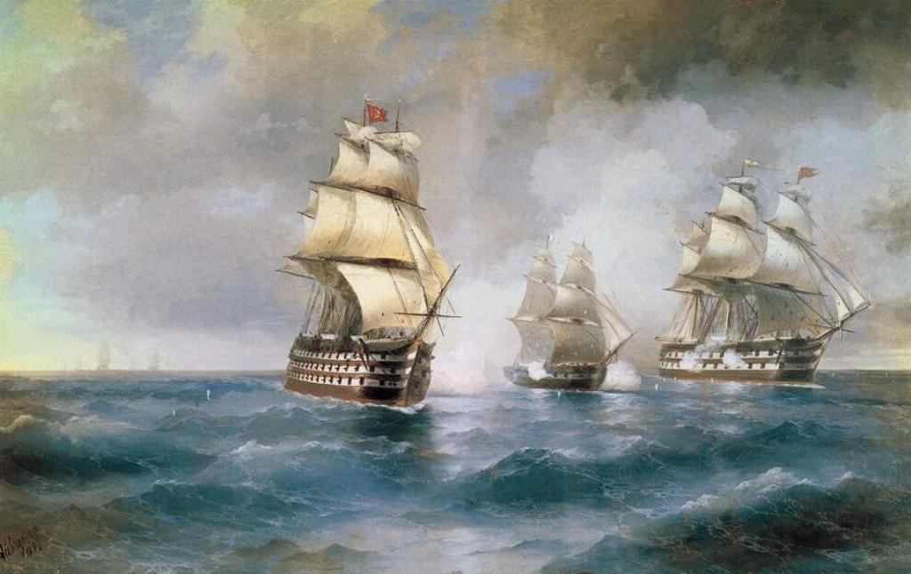 Ottoman Armada (1)