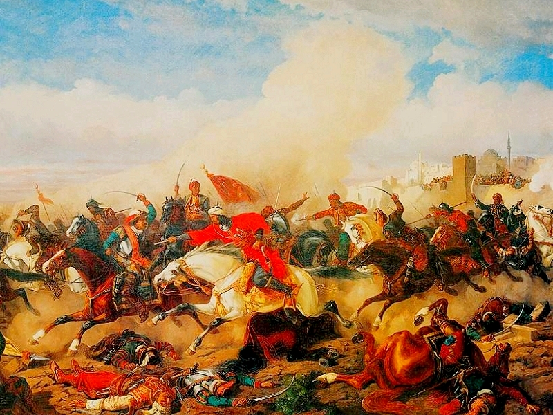 Ottomans at War (1)