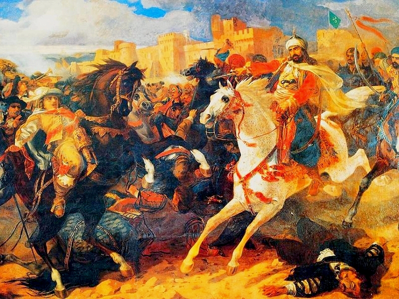 Ottomans at War (3)