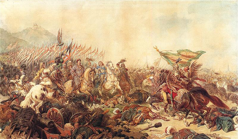 Ottomans at the Battle