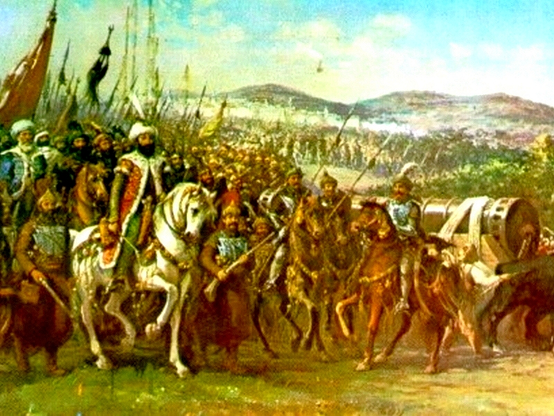 Sultan Mehmed the Congueror